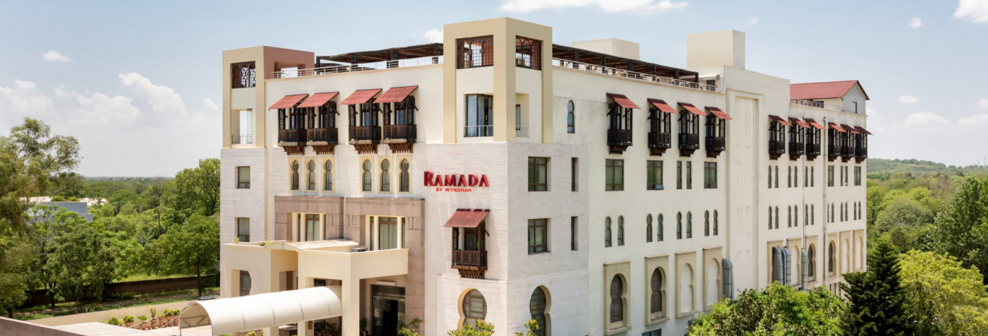 Tour of Ramada Islamabad