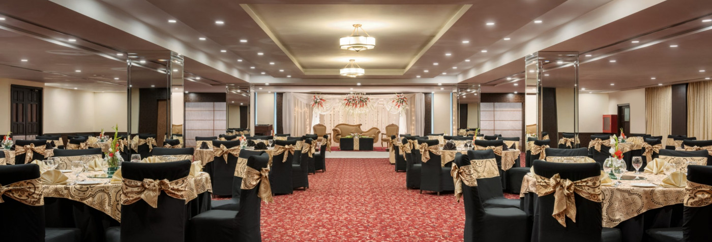 Dream Weddings now have the perfect venue in Islamabad