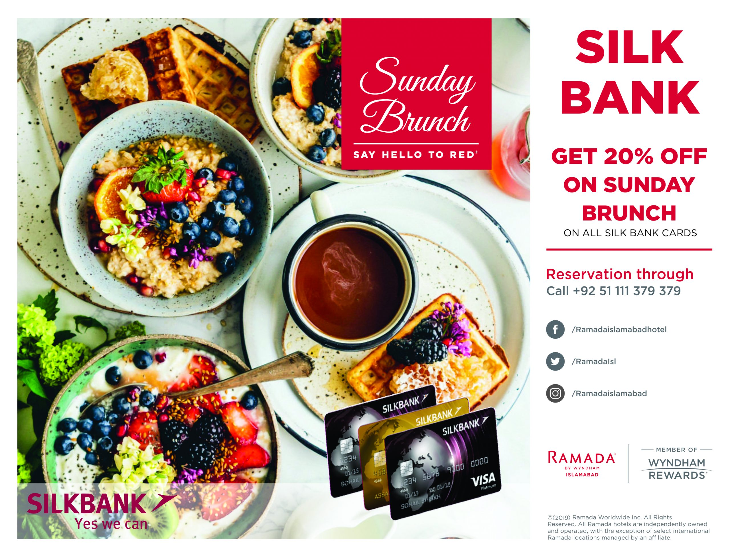 Promotion: Only For The Loyal Customer Of Silk Bank